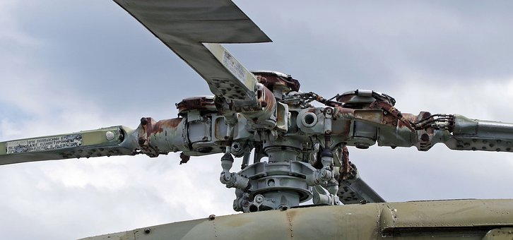 Military, War, Army, Helicopter, Rotor, Propeller