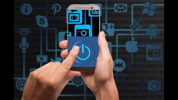 Internet, Computer, Technology, Hand, Communication