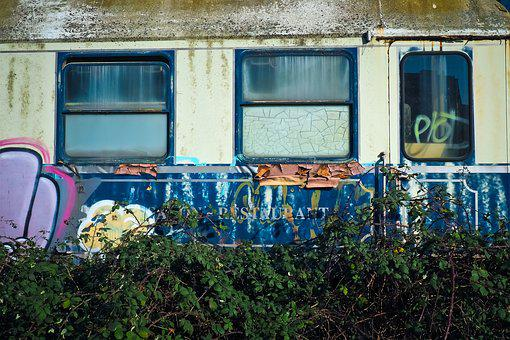 Lost Places, Wagon, Leave, Decay, Old, Lapsed, Forget