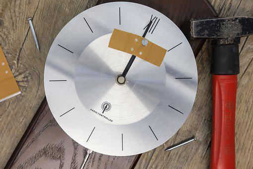 Time, Clock, Pointer, Clock Face, Transience, Age, Stop