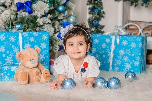 Baby, Little, Toy, Fun, Christmas, Babe, Girl