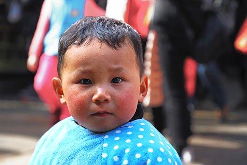 Child, People, Portrait, Little, Baby, Cute, Innocence