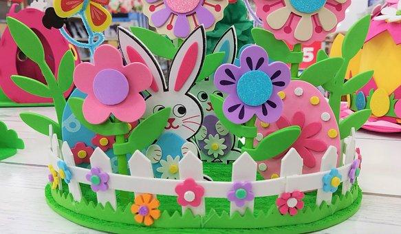 Decoration, Flower, Celebration, Birthday, Easter