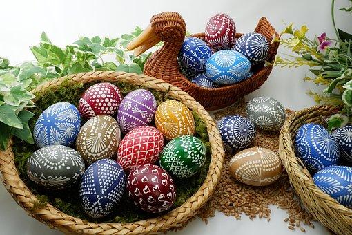 Sorbian Easter Eggs, Easter Eggs, Easter Egg