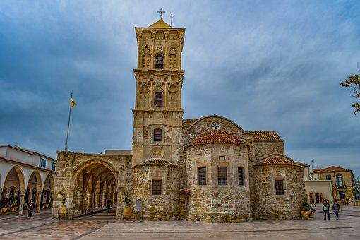 Cyprus, Larnaca, St, Lazarus, Church, 9th Century