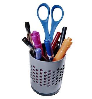Tool, Equipment, Plastic, Isolated, Motley