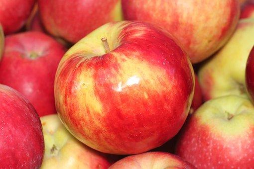 Apple, Fruit, Food, Juicy, Health