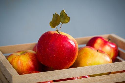 Fruit, Apple, Food, Healthy, Health