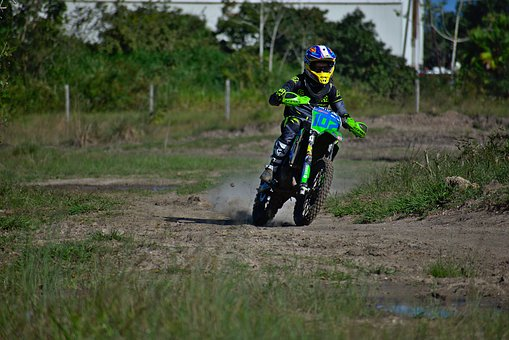 Bike, Hurry, Race, Wheel, Competition, Sport, Motocross