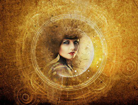 Gothic, Fantasy, Dark, Steampunk, Portrait
