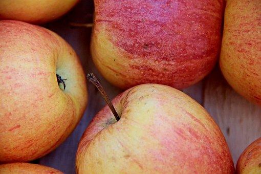 Apple, Fruit, Healthy, Frisch, Fruits, Red, Vitamins