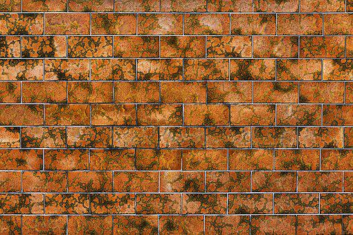 Brick, Pattern, Tile, Building, Wall, Facade, Texture