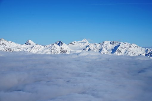 Snow, Winter, Coldly, Ice, Mountain, Cold, Mountains