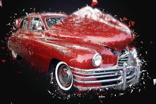 Classic Car, Vintage, Retro, Nostalgia, Transportation