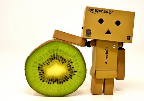 Danbo, Figure, Kiwi, Fruit, Healthy, Ripe, Eat