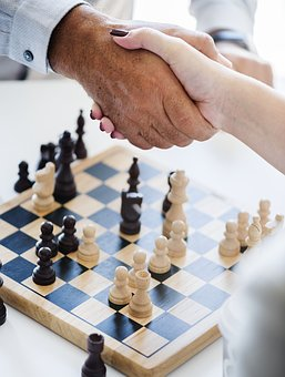 Chess, Gameplan, Pawn, Win, Game, Agreement, America