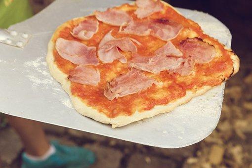 Pizza, Oven, Wood Burning Stove, Homemade, Pizza Maker