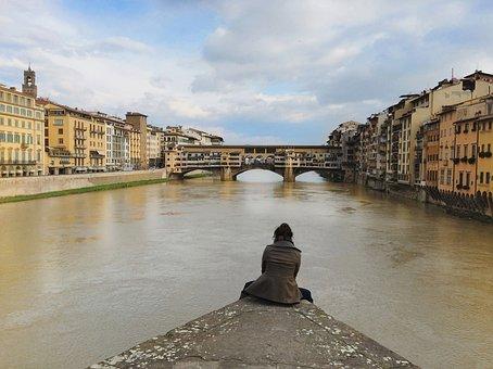 Travel, Solo Travel, Traveler, Girl, Italy, Journey