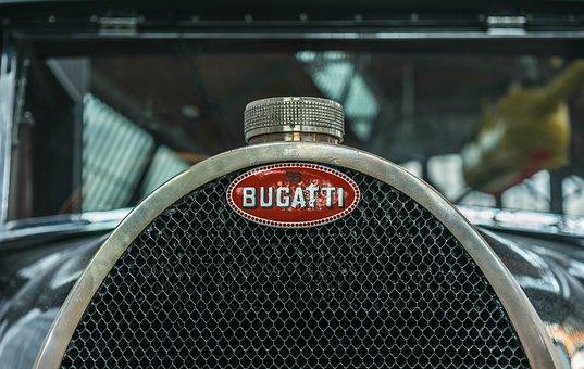 Auto, Bugatti, Cooler, Oldtimer, Rarity, Exhibition