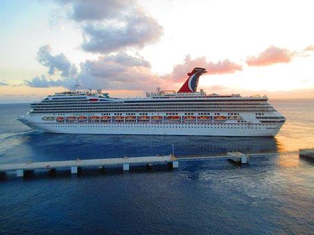Mv Carnival Glory, Carnival Cruise, Ocean, Sea