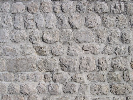 Wall, Stones, Old, Texture, Pattern, Concrete