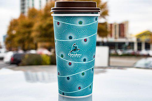 Street, Outdoors, Color, City, Urban, Coffee, Caribou