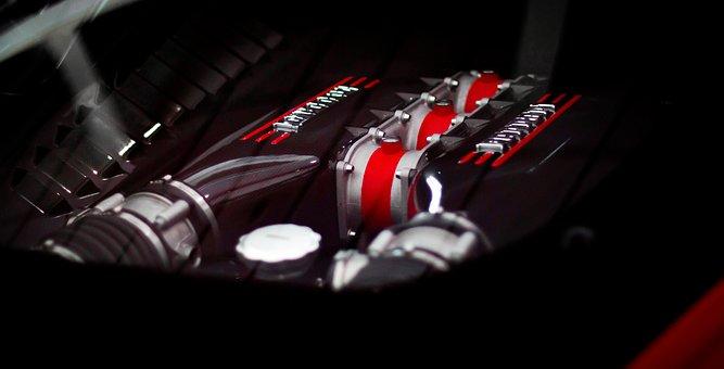 Ferrari 458 Speciale, Ferrari Engine, Engine