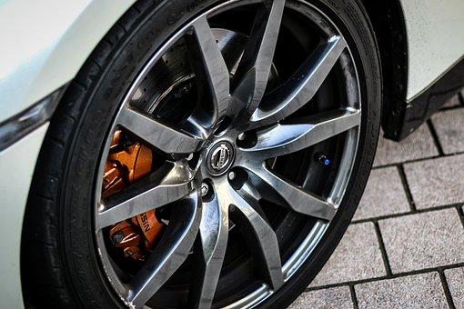 Nissan Gtr, Nissan, Gtr, Car, R35, Wheel, Godzilla