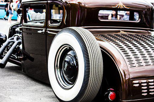 Auto, Classic, Old, Automotive, Old Car, Exhibition