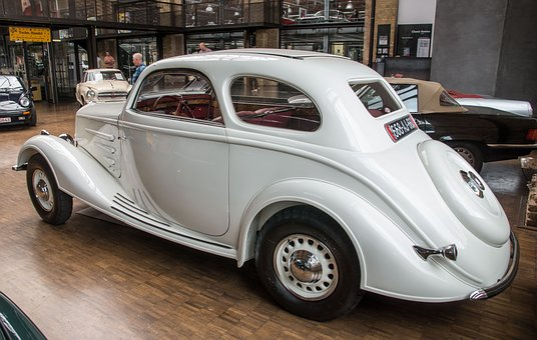 Auto, Peugeot, Oldtimer, Classic, Vehicle