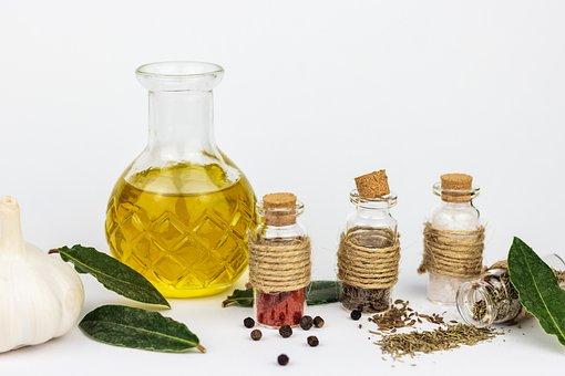Eat, Spices, Laurel, Salt, Pepper, Aromatherapy