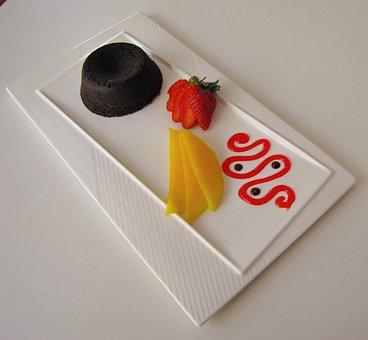 Dessert, Food, Chocolate, Chocolate Cake