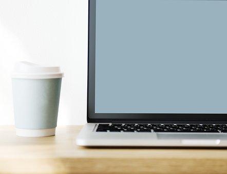 Laptop, Screen, Monitor, Computer, Contemporary