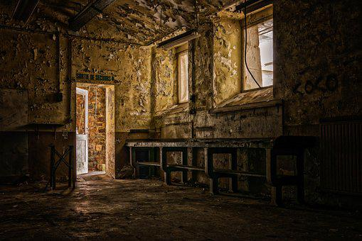 Lost Places, Home, Gloomy, Dark, Abandoned Places