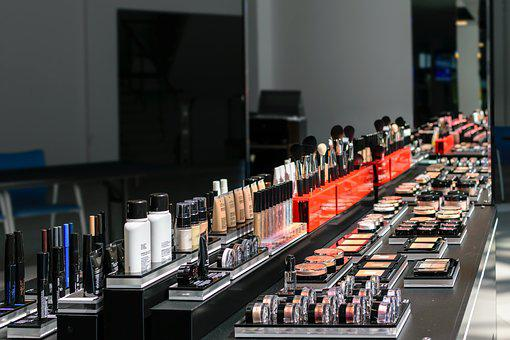 Beauty Parlor, Cosmetics, Makeup, Health And Beauty
