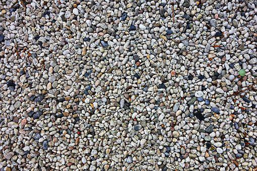 Gravel, Stone, Pebble, Underfoot, Path, Walkway