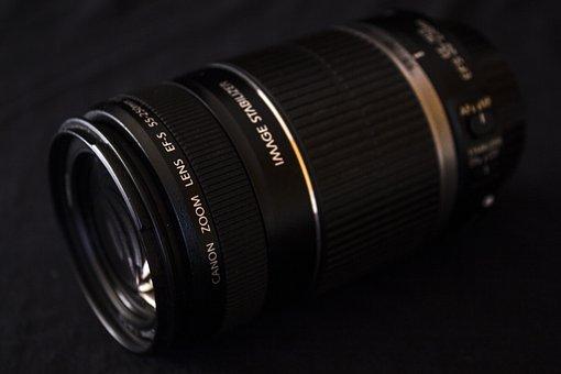 Lens, Aperture, Shutter, Zoom, Focal, Technology