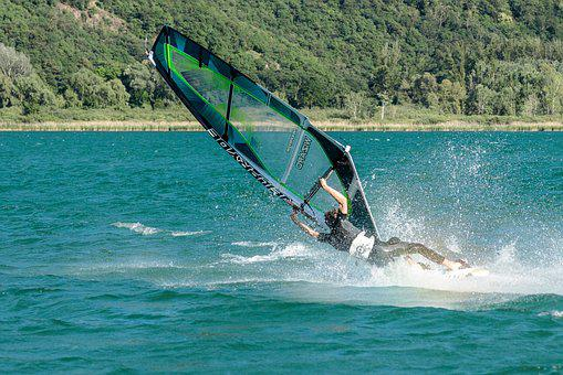 Waters, Variety, Sport, Spray, Summer, Beach, Nature