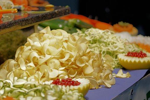 Fruit, Apple, Gastronomy, Food, Meal, Dinner, Gourmet