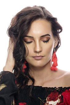 Woman, Girl, Beautiful, Fashion, Young, Portrait, Model