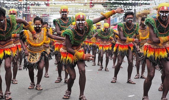 People, Parade, Group, Dancer, Festival, Street