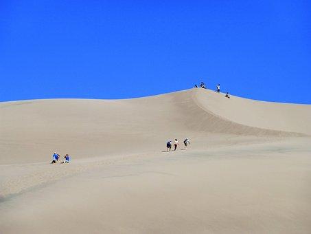 Usa, Nature, National Park, Desert, Sand, Adventure