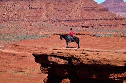 Usa, Nature National Park, Desert, Landscape, Adventure