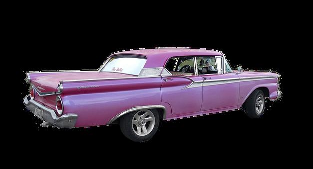 Ford, Galaxic, Car, Vintage, Retro, Classic, Oldtimer