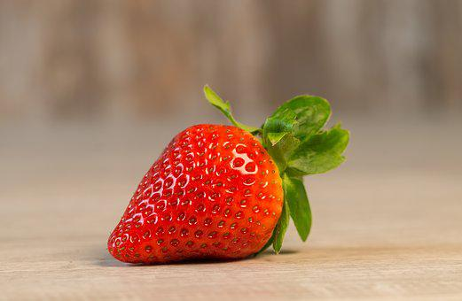 Fruit, Food, Strawberry, Healthy, Delicious, Summer