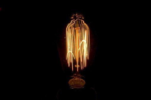Lamp Wire, Retro Lamp, Retro, Bulb-wire, Wire