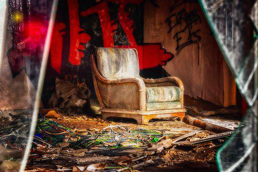 Chair, Furniture, Sit, Furniture Pieces, Old, Red