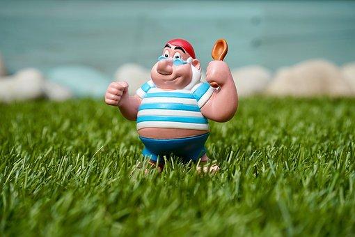 Grass, Summer, Hayfield, Outdoors, Fun, Lawn, Little