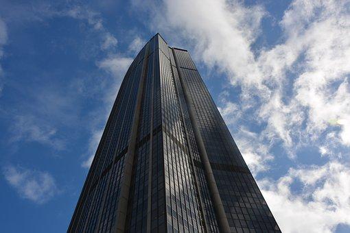 Tour Montparnasse Paris, Architecture, Sky, City