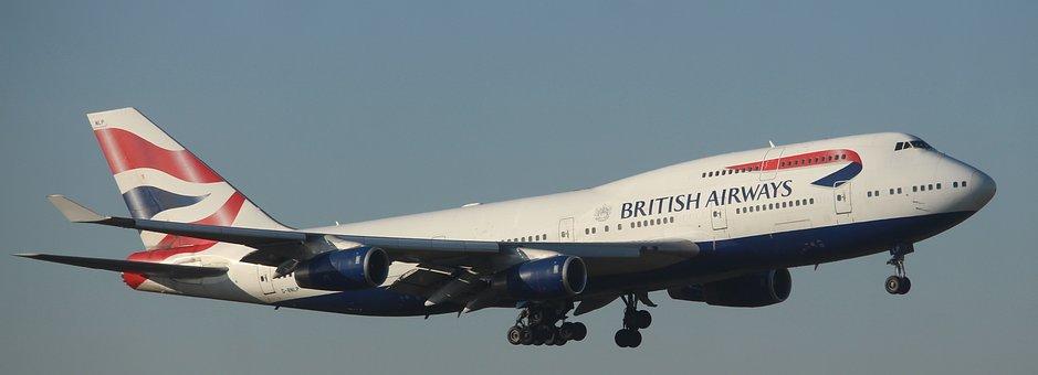 Airplane, Flight, Jet, Air, Transportation System, Sky
